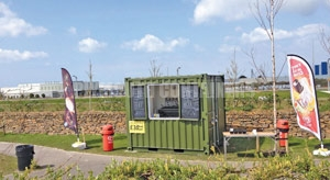 Devon and Cornwall 10ft Container Sales