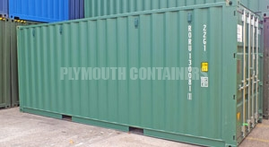 Plymouth 20ft Shipping Container Sales