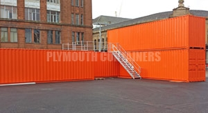 Devon and Cornwall 40ft Container Sales