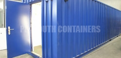 Container Doors Plymouth