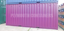 Container Painting Plymouth