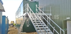 Container Staircases Plymouth