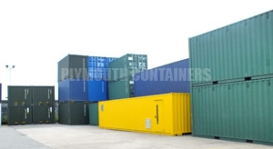 Plymouth Shipping Container Sales