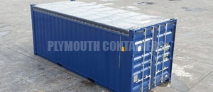 Open Top Specialised Container Plymouth