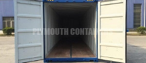 Pallet Wide Container Plymouth